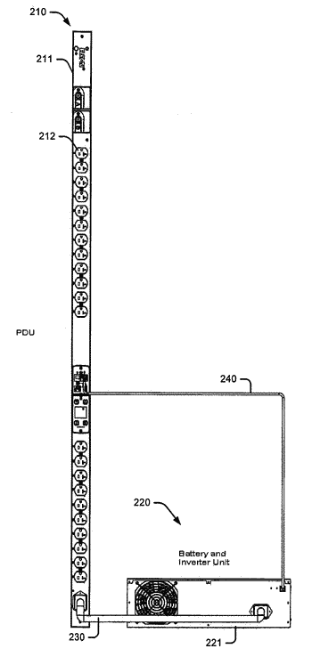 Modular uninterruptible power supply and power distribution system