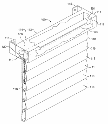 Methods and apparatus to control architectural opening covering assemblies