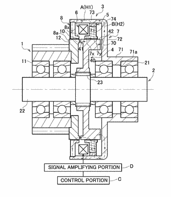 Power transmission device