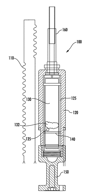 Vaporizer for ion source