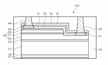 Light emitting diode chip having wavelength converting layer and method of fabricating the same, and ...