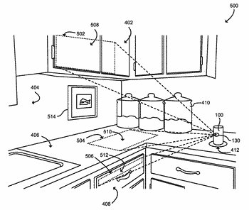 Technologies for automated projector placement for projected computing interactions