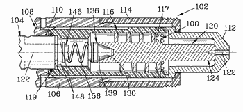 Electrode-supporting assembly for contact-start plasma arc torch