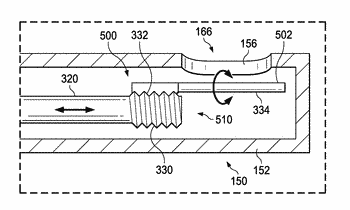 Vitrectomy probe with rotary cutter and associated devices, systems, and methods