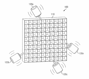 Dynamic resonance system and method for the  anti-icing and de-icing of inlet grids