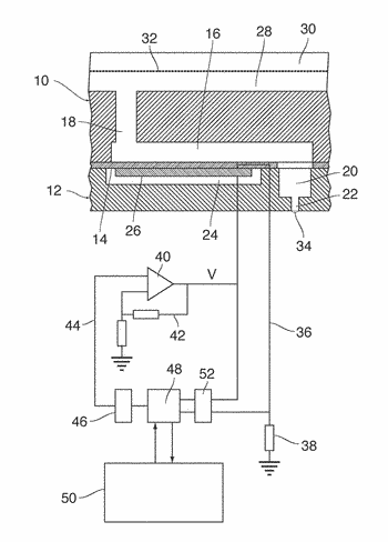 Jetting device with filter status detection