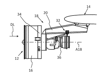 Aircraft engine mount comprising at least one transverse nut and aircraft comprising the said engine ...