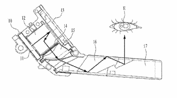 Wearable display device