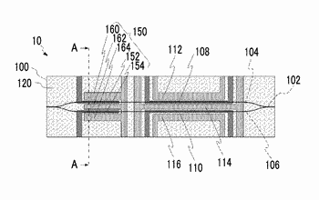 Waveguide type optical element
