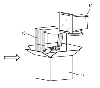 Method and system for packaging a product