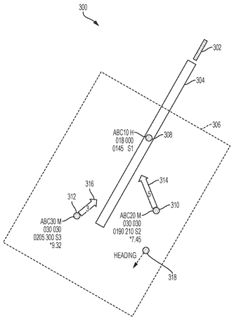 Systems and methods for displaying aircraft separation information