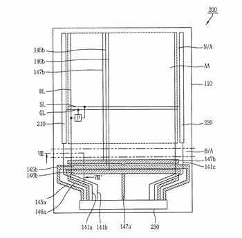 Flexible display device and method for fabricating the same
