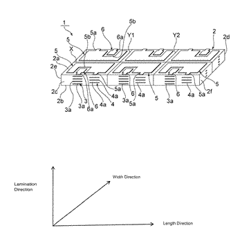 Mother piezoelectric element, laminated piezoelectric element, and manufacturing method for laminated piezoelectric element