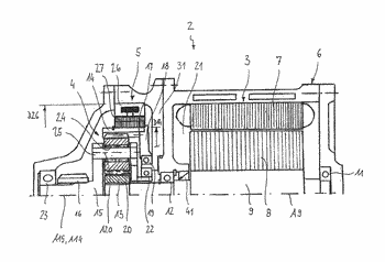 Electric drive assembly