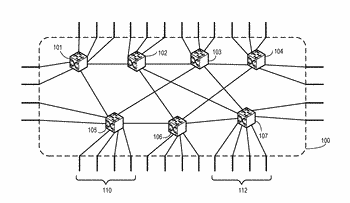Advanced link tracking for virtual cluster switching