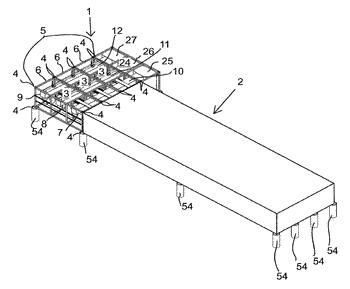 Method of manufacturing a launder and launder