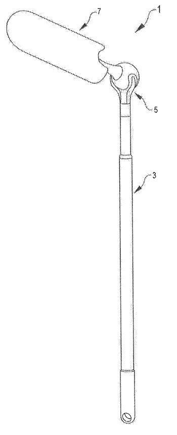 Selectively adjustable cleaning device