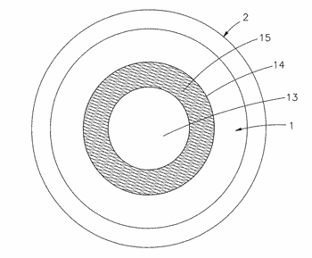 Contact lens having a moirÉ structure, contact lens moirÉ structure processing method