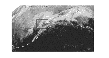 Identifying visual storm signatures from satellite images