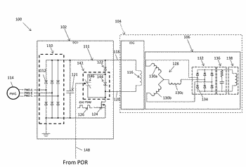 Exciter drive circuit including configurable flyback unit with fast energy field collapse