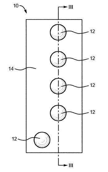 Infant skin test device and methods for using same