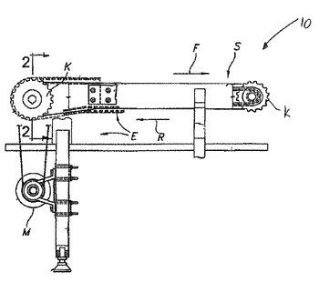 Modular link conveyor with features for enhancing the efficient conveyance of articles