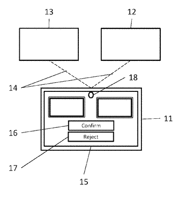 System for identifying and using multiple display devices