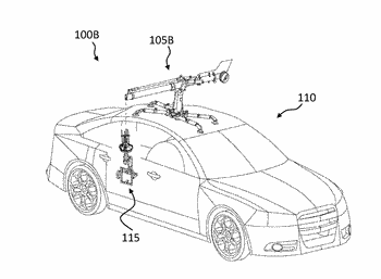 Releasable vehicular camera mount