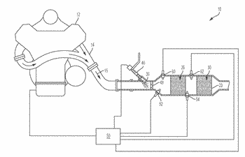 Method for controlling an exhaust gas treatment system