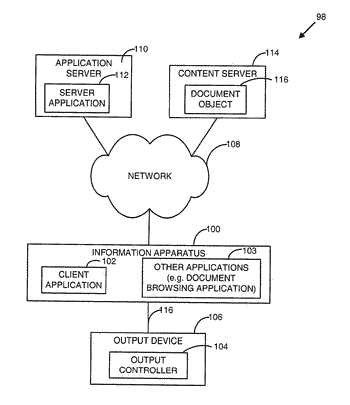 Mobile information apparatus that includes voice commands for playing digital content that is received from ...
