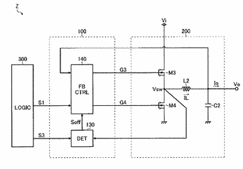 Switching control circuit, switching power supply device and electronic apparatus