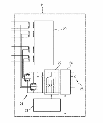 Device and method for parallel powering