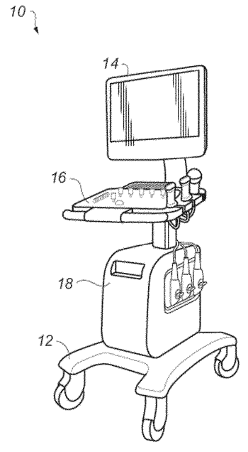 Automated ultrasound image measurement system and method