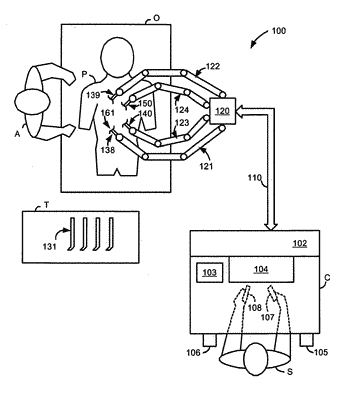 Interactive user interfaces for minimally invasive telesurgical systems