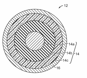 Golf balls having multi-layered cores with thermoset outer layer