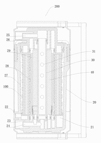 Integrated composite filter cartridge and water purifying system having same