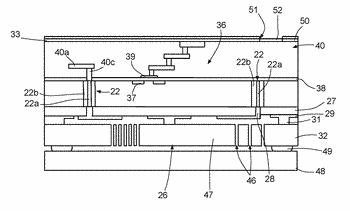 Process for manufacturing a semiconductor device including a microelectromechanical structure and an associated integrated electronic ...