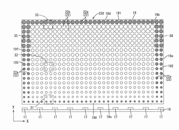 Lighting device, display device, and television device