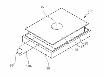 Apparatus for measuring pollution level of surface of photovoltaic module