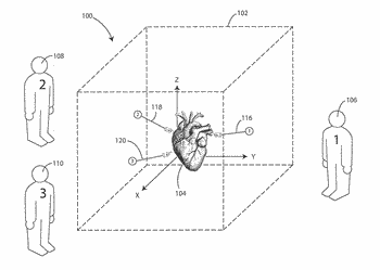 Distributed interactive medical visualization system with primary/secondary interaction features