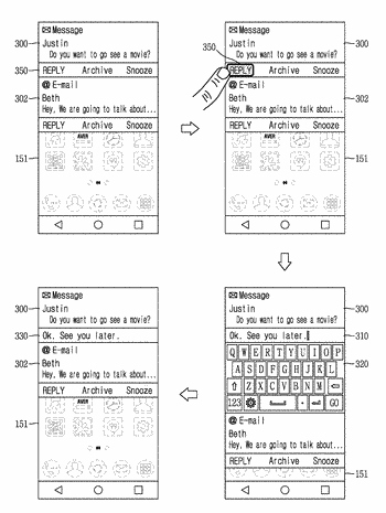 Mobile terminal and method for controlling the same