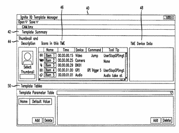 System for automated television production