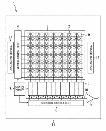 Semiconductor device and electronic apparatus