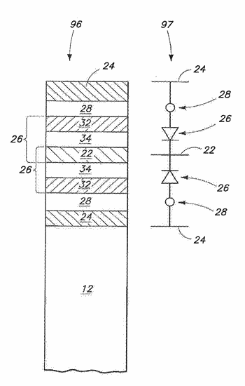 Memory devices and memory device forming methods