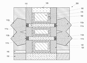 Extension region for a semiconductor device