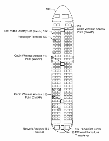 Controlling vehicle cabin networks based on connectivity metrics