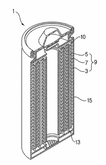 Lithium secondary battery anode and lithium secondary battery including same