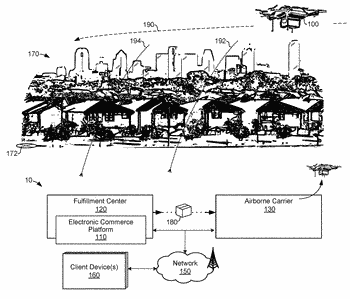 Directed fragmentation for unmanned airborne vehicles