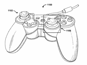 Interchangeable input mechanisms for control devices
