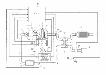 Control device for internal combustion engine and abnormal combustion detecting method